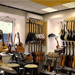 Музыкальные магазины Тейково