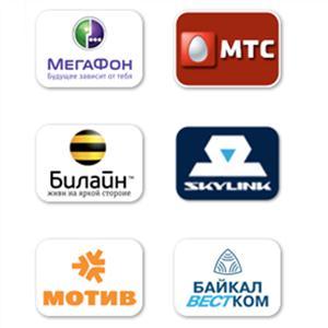 Операторы сотовой связи Тейково