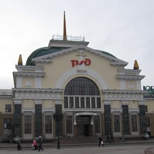 Железнодорожные вокзалы Тейково